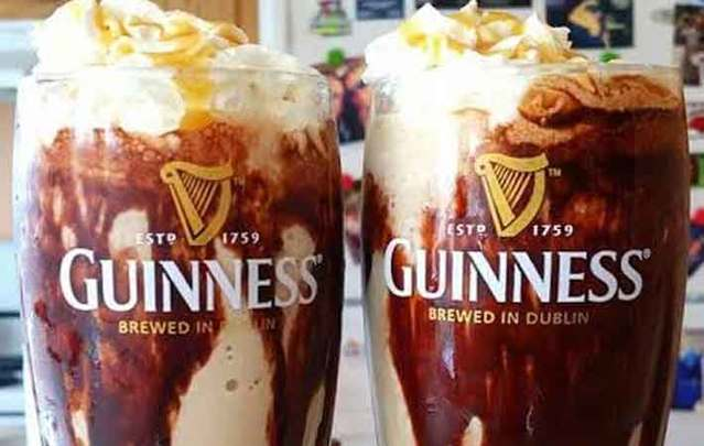 guiness icecream